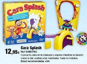 Oferta de Juegos de mesa infantiles hasbro por 12,95€