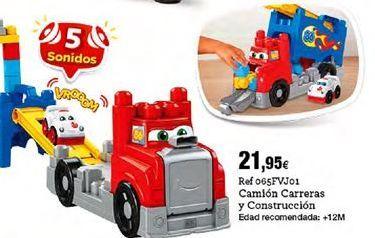 Oferta de Camión de juguete por 21,95€