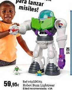 Oferta de Robot transformable por 59,95€