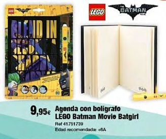 Oferta de Agenda Batman por 9,95€