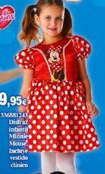 Oferta de Disfraces Minnie por 19,95€