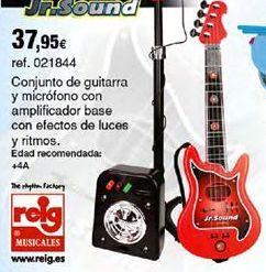 Oferta de Instrumentos musicales de juguete por 37,95€