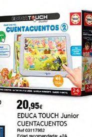 Oferta de Juegos educativos Educa por 20,95€