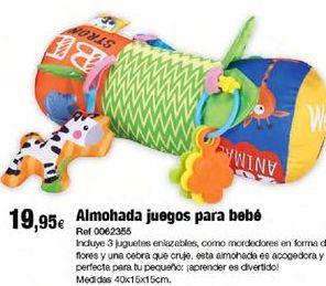 Oferta de Almohada de bebé por 19,95€
