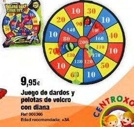 Oferta de Dardos por 9,95€