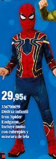 Oferta de Disfraces Spiderman por 29,95€