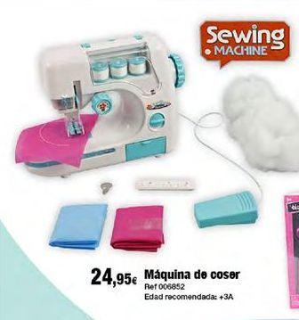 Oferta de Máquina de coser infantil por 24,95€