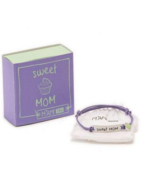 Oferta de MAMIJUX – PULSERA M'AMI® TAG SWEET MOM por 9,99€