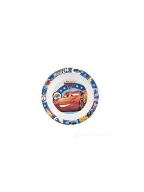 Oferta de PLATO HONDO DISNEY CARS 20 CM por 2,99€