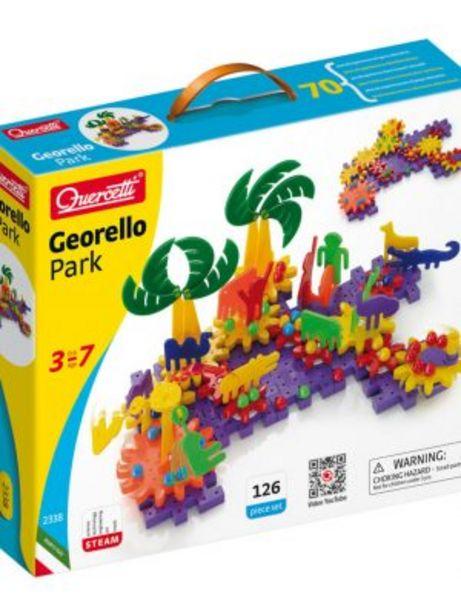 Oferta de JUEGO DE CREATIVIDAD GEORELLO PARQUE 126 por 7,5€