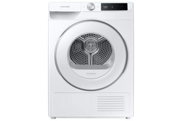 Oferta de Secadora Serie 6 9kg Blanco DV90T6240HE (2020) por 829€