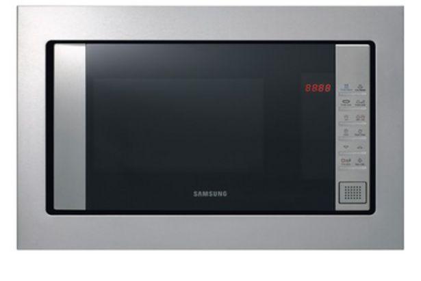 Oferta de Hornos-microondas encastrable con grill FG87SSTX por 224,1€