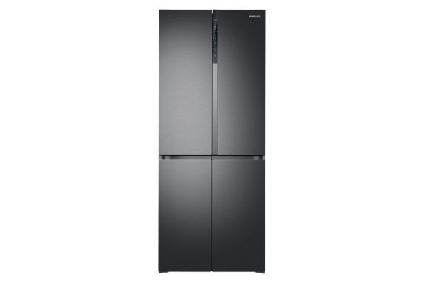 Oferta de Frigorífico Side by Side A+ Black DOI RF50N5970B1 por 1599€