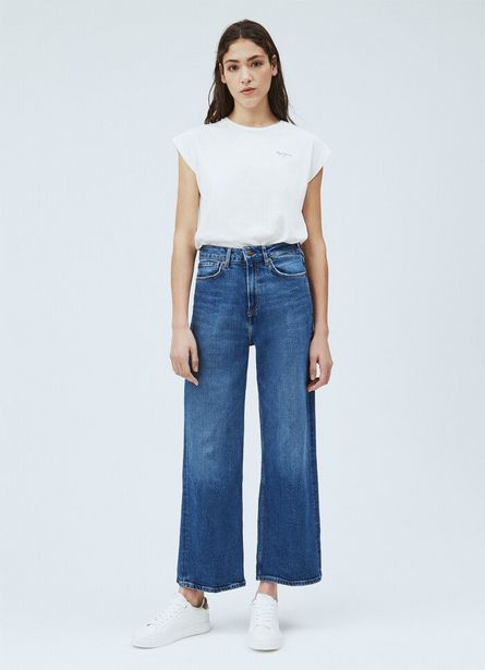 Oferta de LEXA SKY WIDE FIT HIGH WAIST JEANS por 89,9€