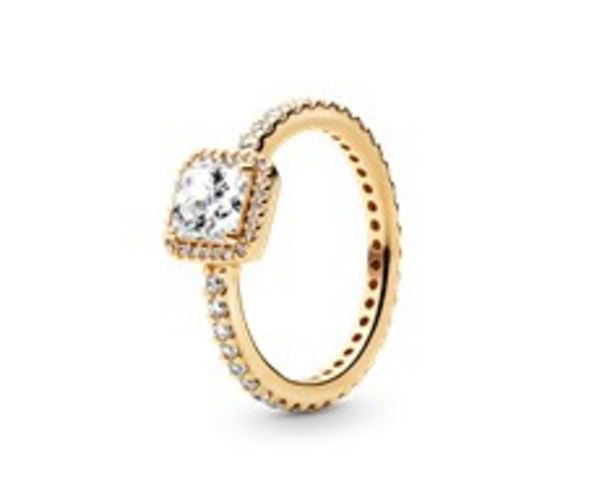 Oferta de Anillo en oro Elegancia Atemporal por 349€