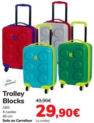 Oferta de Trolley Blocks  por 29,9€