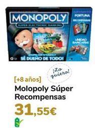 Oferta de Monopoly Súper recompensas  por 31,55€