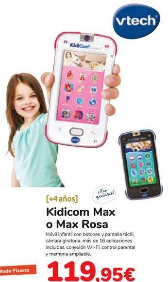 Oferta de Kidicom Max o Max Rosa  por 119,95€