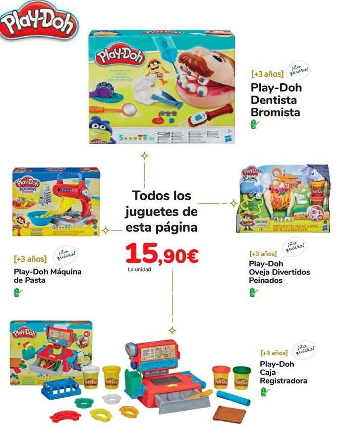 Oferta de Todos los juguetes de esta página  por 15,9€