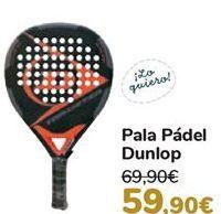 Oferta de Pala Pádel Dunlop  por 59,9€