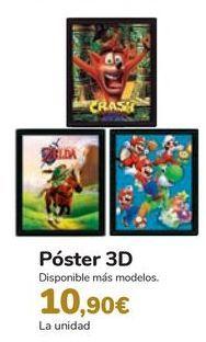 Oferta de Póster 3D por 10,9€