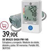 Oferta de Tensiómetro por 39,9€