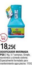 Oferta de Accesorios para piscinas por 18,25€