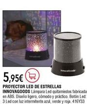 Oferta de Proyectores por 5,95€