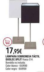Oferta de Lámparas por 17,95€