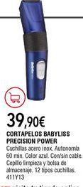 Oferta de Cortapelos por 39,9€