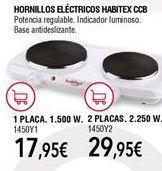 Oferta de Hornillo por 29,95€