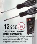 Oferta de Destornillador por 12,95€