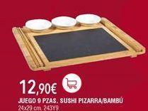 Oferta de Sushi por 12,9€