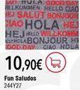 Oferta de Felpudo por 10,9€