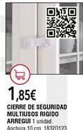 Oferta de Seguridad bebé por 1,85€