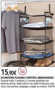Oferta de Estanterías por 15,9€