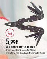 Oferta de Alicates Ratio por 5,99€