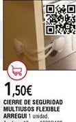 Oferta de Seguridad bebé por 1,5€