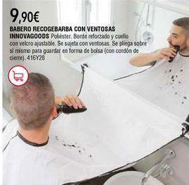 Oferta de Barbero por 9,9€