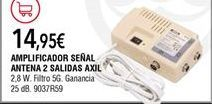 Oferta de Amplificador por 14,95€