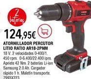 Oferta de Taladro percutor por 124,95€