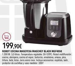 Oferta de Robot de cocina por 199,9€