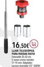 Oferta de Llave telescópica por 16,5€
