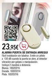 Oferta de Alarma por 23,95€