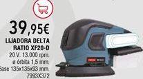 Oferta de Lijadora por 39,95€