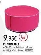 Oferta de Puff por 9,95€