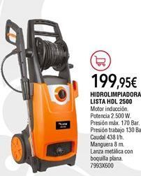 Oferta de Hidrolimpiadora por 19,95€