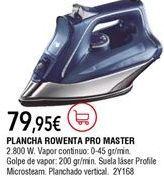 Oferta de Plancha de vapor por 79,95€