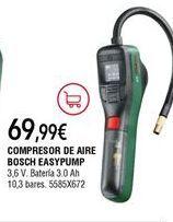 Oferta de Compresor de aire por 69,99€