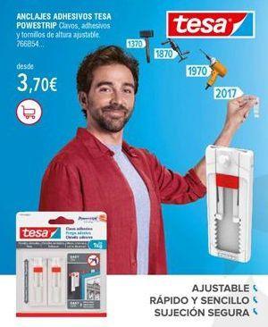 Oferta de Clavos tesa por 3,7€